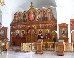Амвон Бобренева монастыря