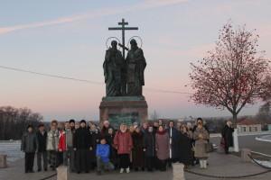 тоже хорошая фотка с Ново-Голутвиного монастыря